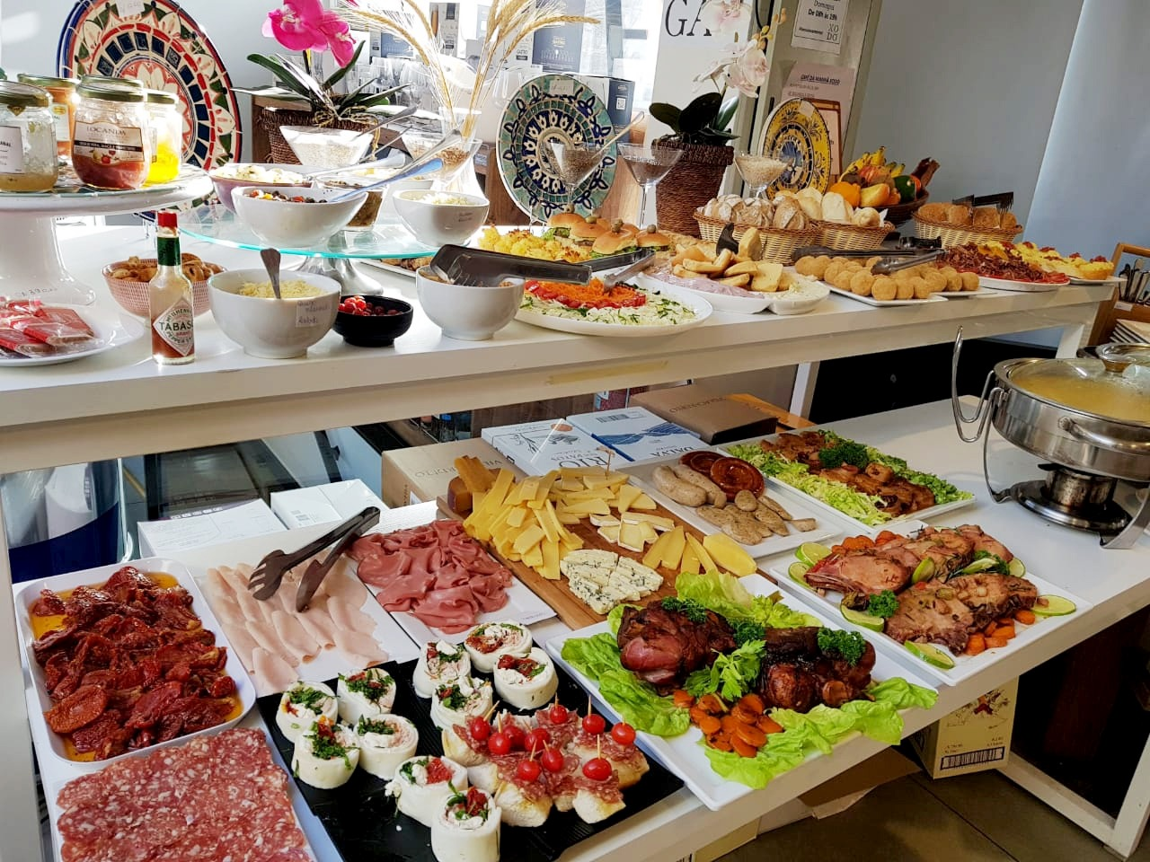 Bauernfest Gourmet no polo gastronômico do Valparaíso