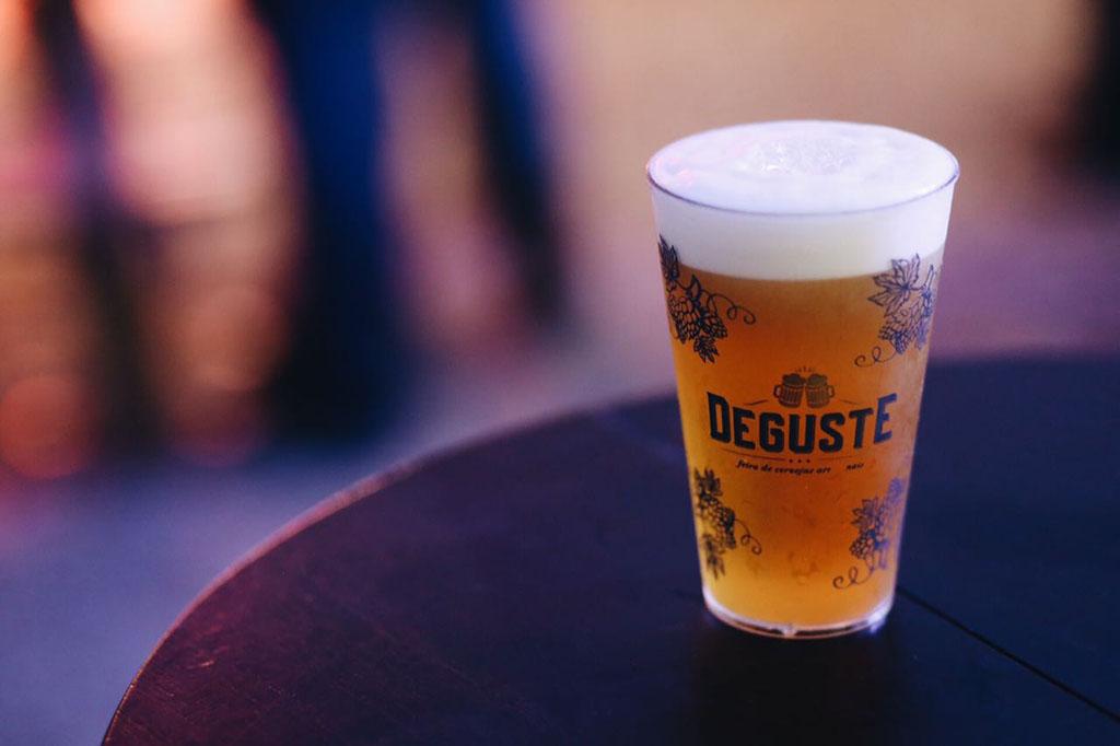 Feira Deguste deste mês conta com competições cervejeiras
