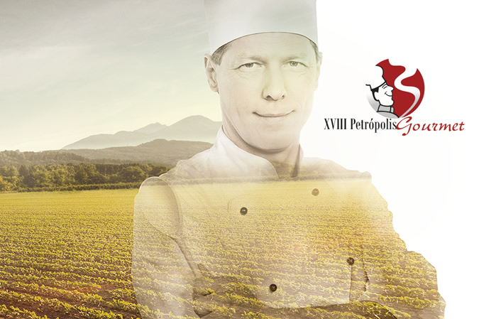 Mercado Gourmet vai valorizar produtores e artesãos locais dentro da 18ª edição do Petrópolis Gourmet
