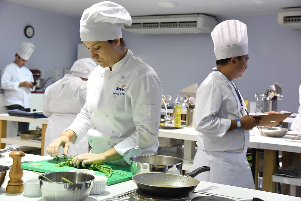 Senac RJ abre inscrições para cursos de Gastronomia em Petrópolis